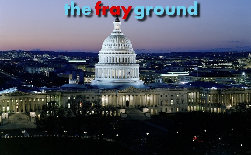 Welcome to The Frayground