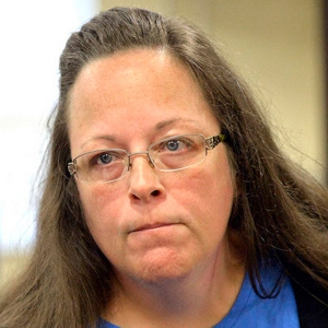 Why Kim Davis Should Go Now